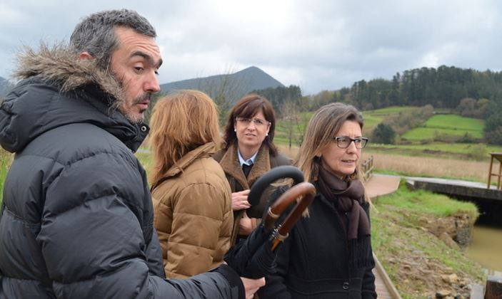 El Gobierno Vasco propone al Consorcio de Aguas de Busturialdea ... - iAgua.es