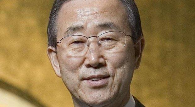 Mensaje del Secretario General de la ONU en el Día Mundial del Agua de 2012