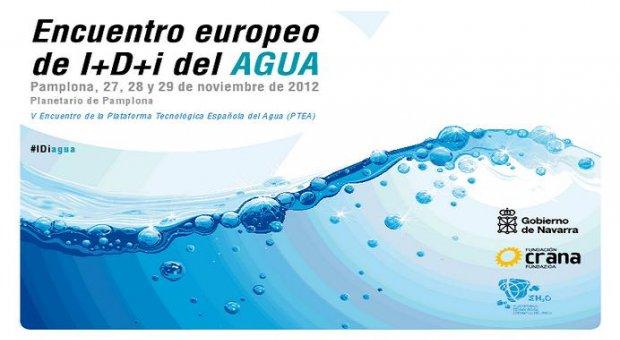 Pamplona acogerá un Encuentro Europeo de I+D+i en el Agua entre el 27 y el 29 de noviembre