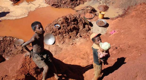 La minería eleva en Latinoamérica los niveles de mercurio tóxico