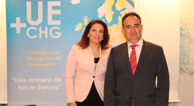 La Confederación Hidrográfica del Guadalquivir invertirá 119 millones de euros en nuevas actuaciones en materia de aguas a través de FEDER