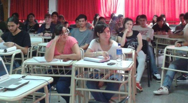 Desarrollan charlas educativas en la Cuenca Matanza Riachuelo