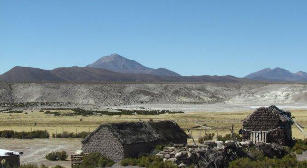 Los agricultores de quinua del Altiplano Chileno aprenden nuevas técnicas de riego