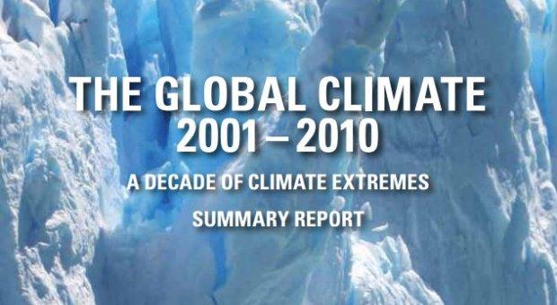 2001-2010: Un decenio de fenómenos climáticos extremos