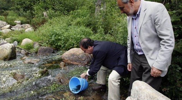 ICER: Creación de entornos favorables para las poblaciones de peces