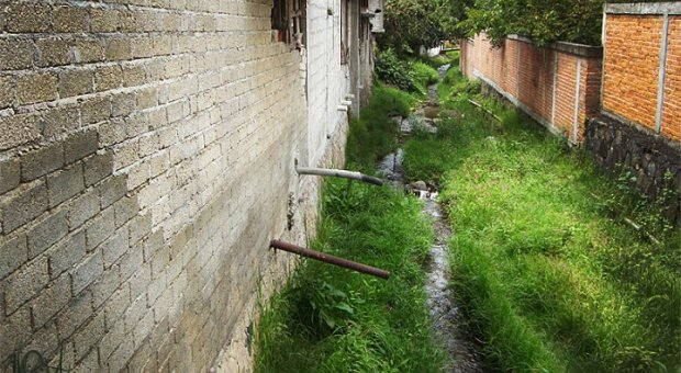 Diagnóstico técnico y financiero del sistema de saneamiento del Valle de Bravo