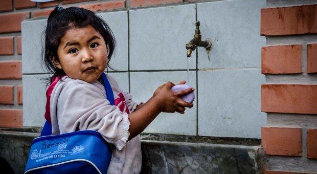 2.500 millones de personas no tienen acceso a un saneamiento básico
