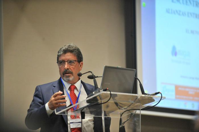 Antonio Luengo, director de la Agencia del Agua de Castilla-La Mancha