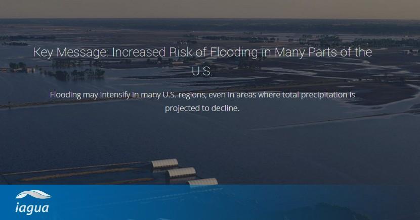 Estados Unidos asume que los impactos del cambio climático son ya una realidad