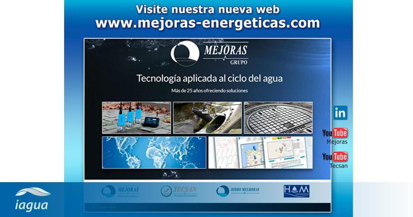 Nueva P Gina Web Del Grupo Mejoras