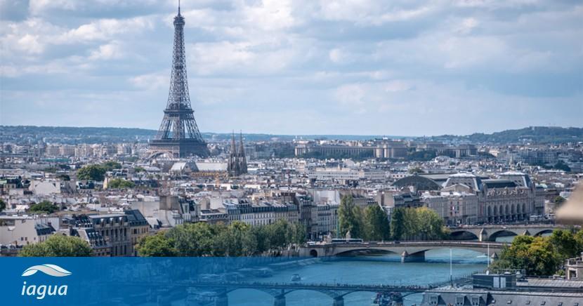 Paris-agua