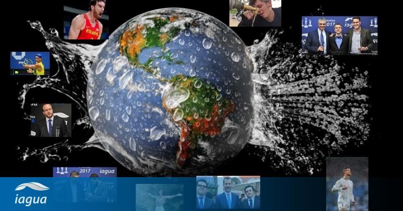Pon un influencer en tu vida. ¿Qué puede aportar el influencer al sector del agua y cómo?