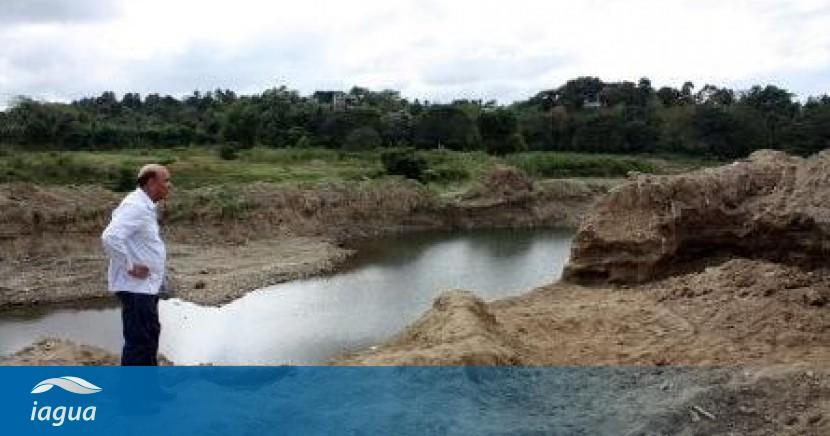 Los bajos niveles del cauce del río Haina alarman al Ministerio de Medio Ambiente de la República Dominicana - iAgua.es