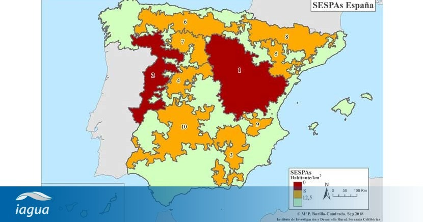 Las Confederaciones Hidrográficas salvarán a la España vacía