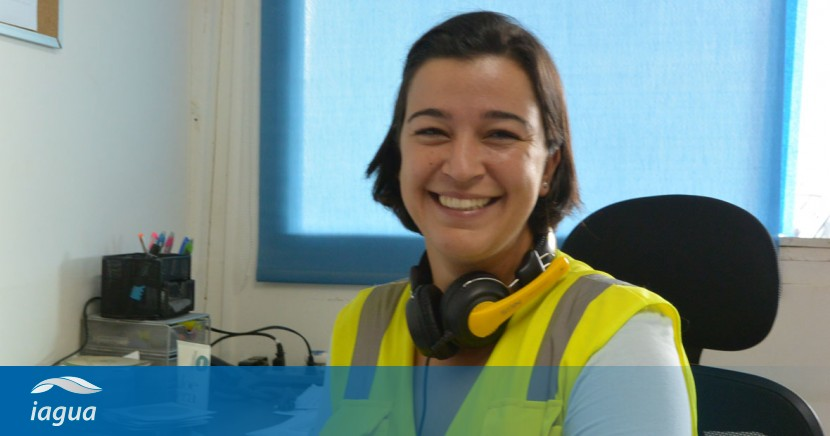 """Virginia Cabrillo Dopazo: """"Cada vez somos más mujeres a pie de obra"""""""