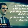 """Antonio Martín: """"SIGA quiere consolidarse como plataforma referencia sector agua"""""""
