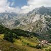 helero Forcadona Picos Europa, laboratorio estudio cambio climático