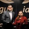 Elena Maneiro, jefa de proyecto IISIS de FCC Aqualia, recoge el premio