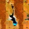 Desaparece lago Poopó, segundo más grande Bolivia
