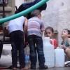 UNICEF lleva agua potable habitantes sitiada ciudad Alepo
