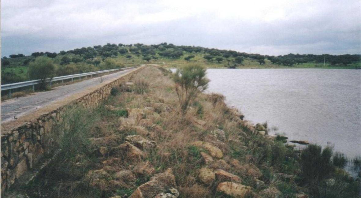 Presa Aldea Del Cano