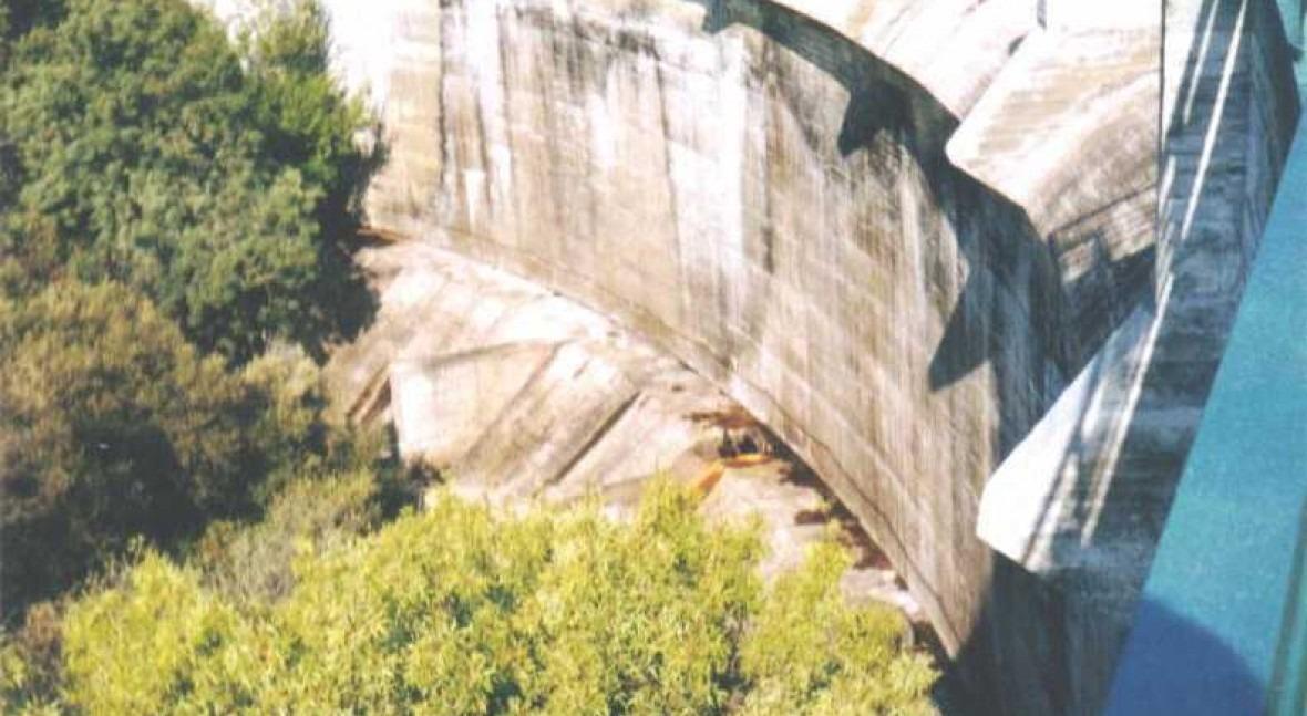 Presa Cerro Alarcon