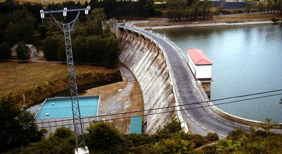 Presa Ebro