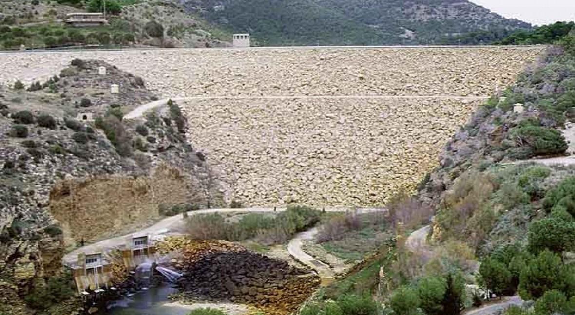 Presa Guadalhorce