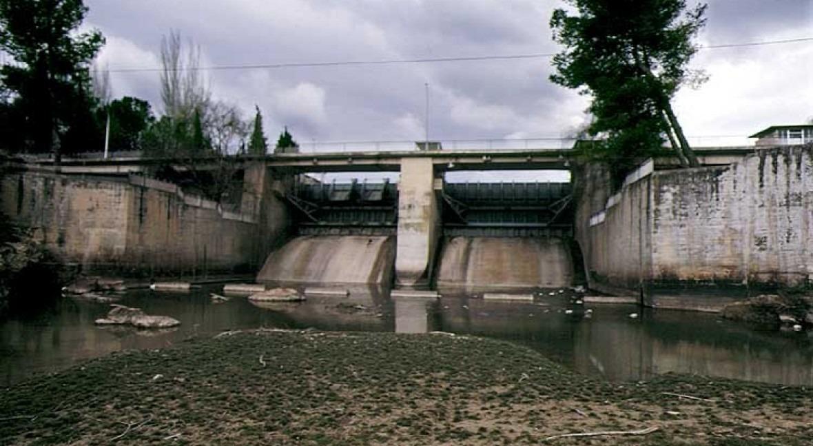 Presa Puente De La Cerrada (Azud)