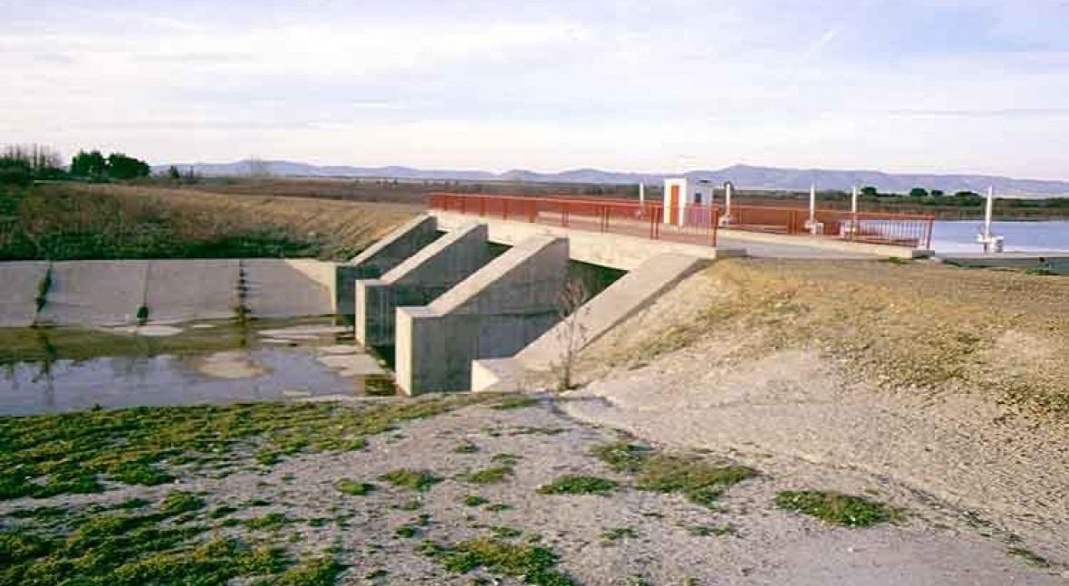 Presa Puente Navarro