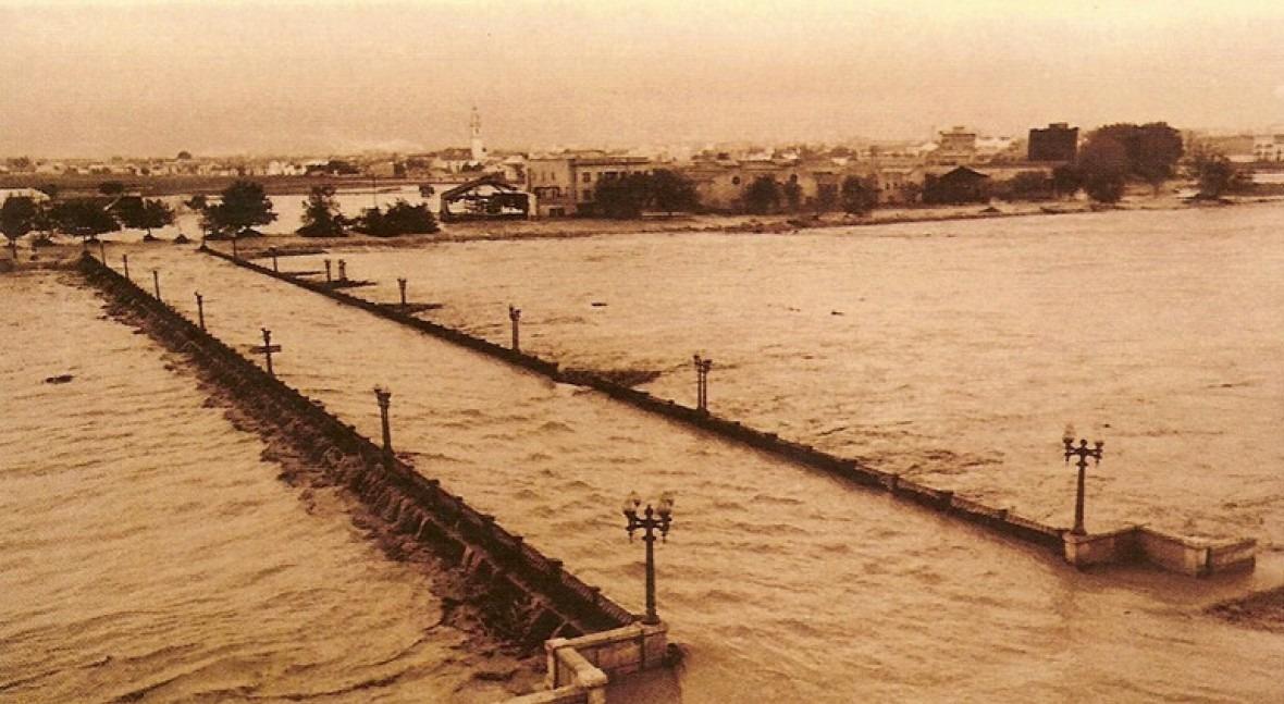 ¿Está Valencia preparada evento lluvias masivas como ocurridos riada 1957?