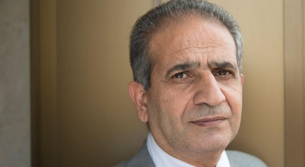 Osama Andiwi: talento sirio sector agua busca trabajar paz