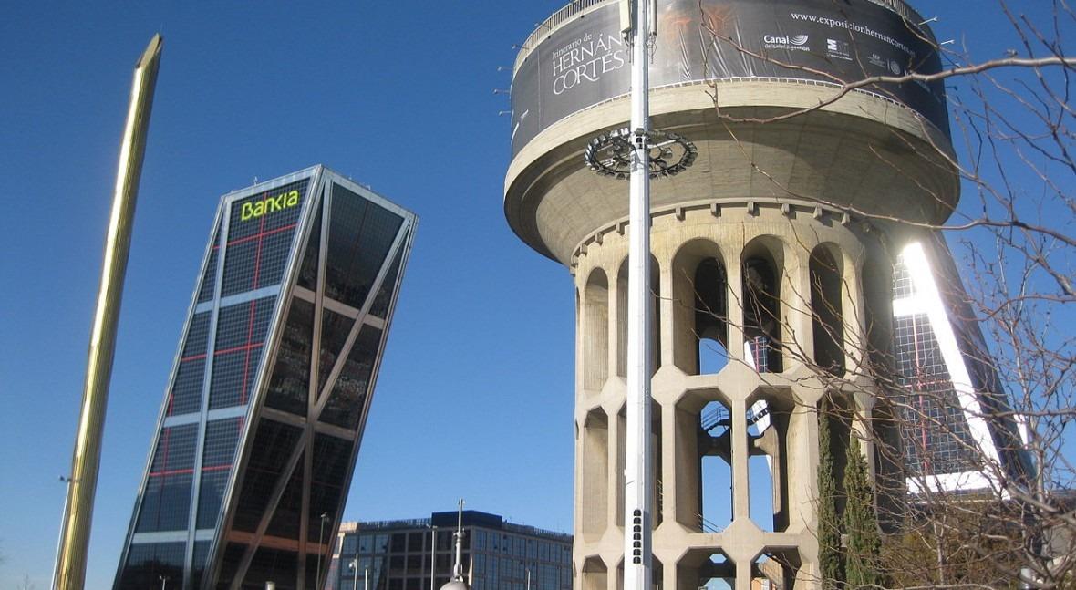 gigantes olvidados: torres agua