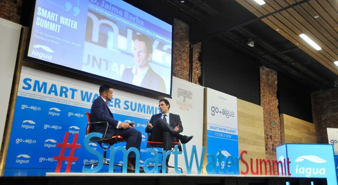 Smart Water Summit 2019 y Presentación iAgua Magazine 24