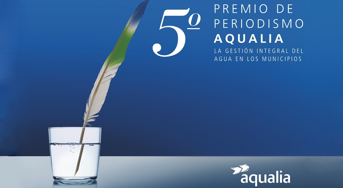 Récord participación 5º Premio Periodismo Aqualia