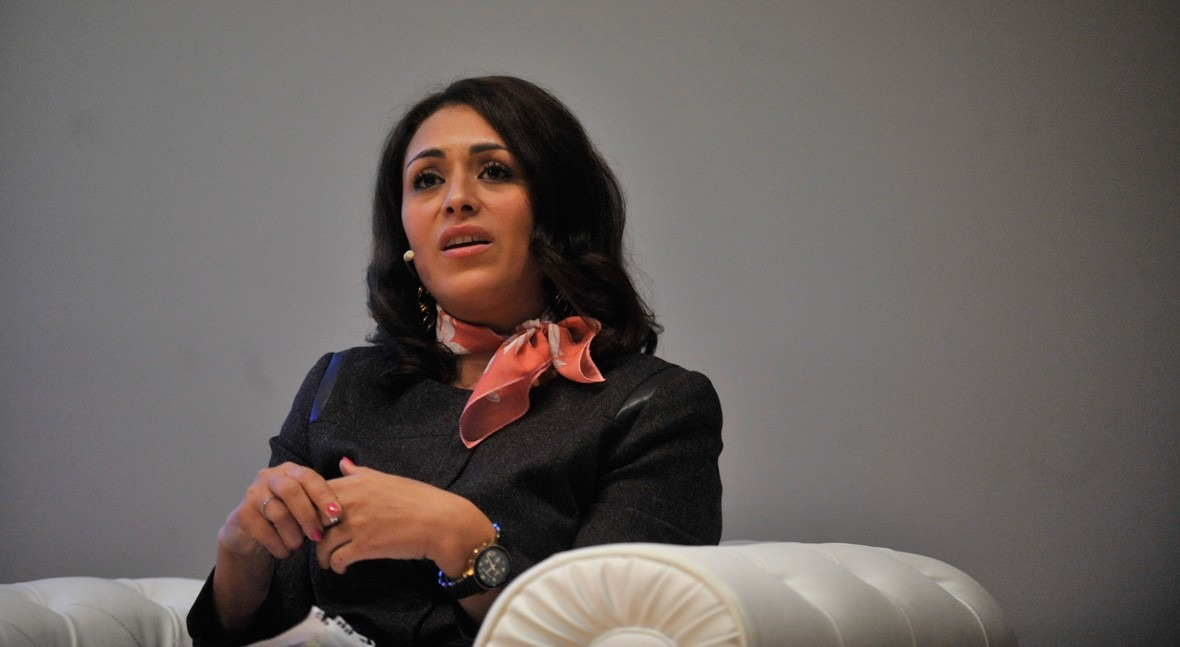 "Aziza Akhmouch: ""Gestionar agua requiere ser transversal"""