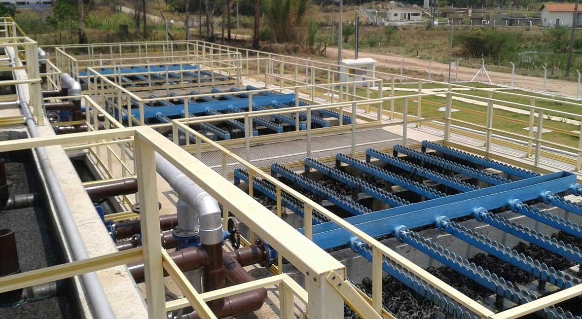 ACCIONA se refuerza Brasil gestión saneamiento agua Divinópolis