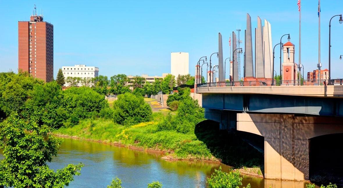 ACCIONA cierra financiación desvío fluvial Fargo-Moorhead 1.136 millones dólares