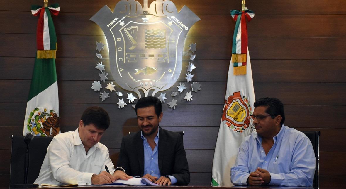 ACCIONA se adjudica gestión ciclo integral agua Boca Río, México