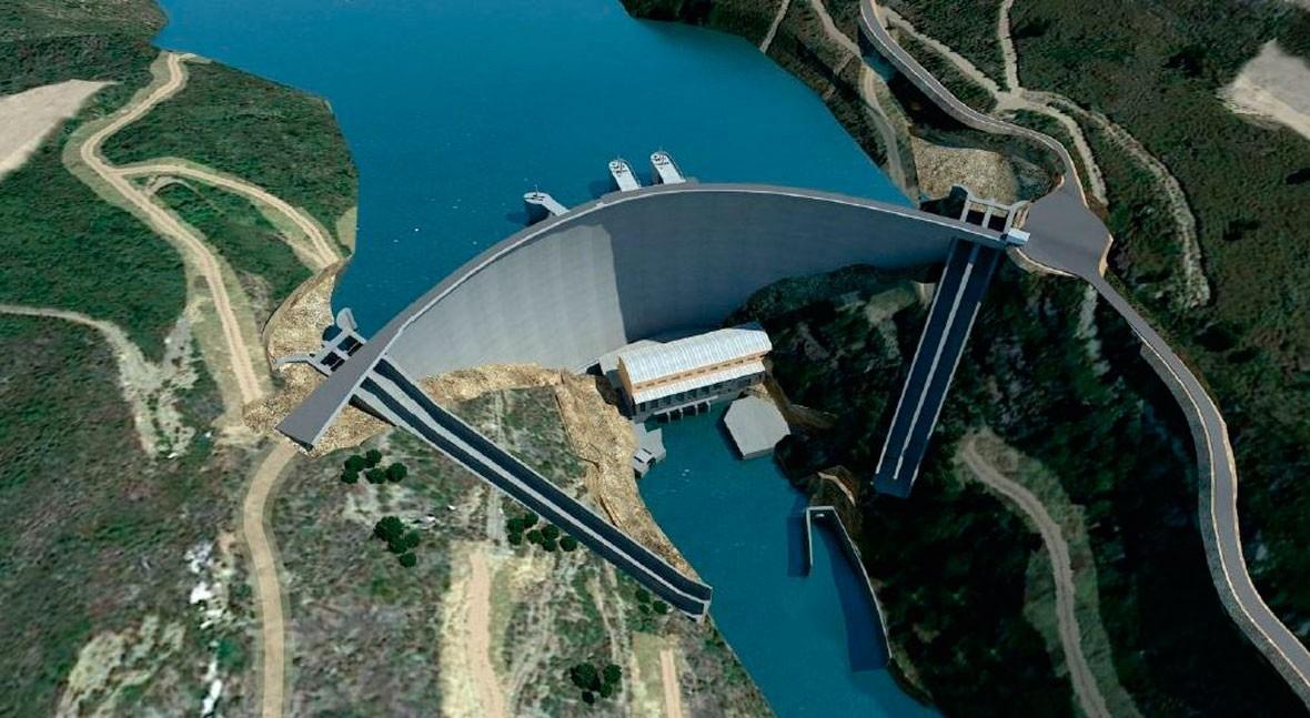 ACCIONA construirá presa y central hidroeléctrica Portugal 160 millones euros