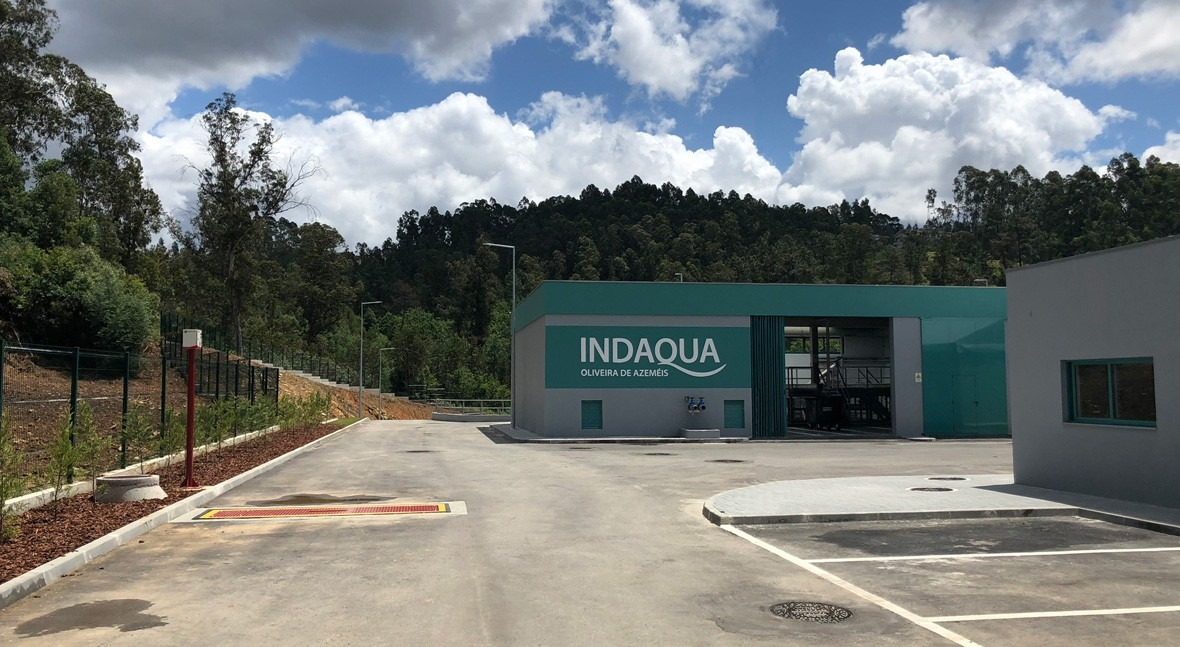 Se inaugura ETAR Ul, Portugal, construida ACCIONA