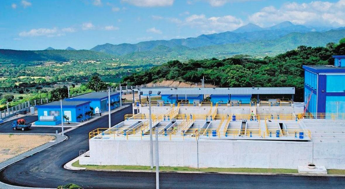 ACCIONA Agua pone marcha acueducto Peravia República Dominicana