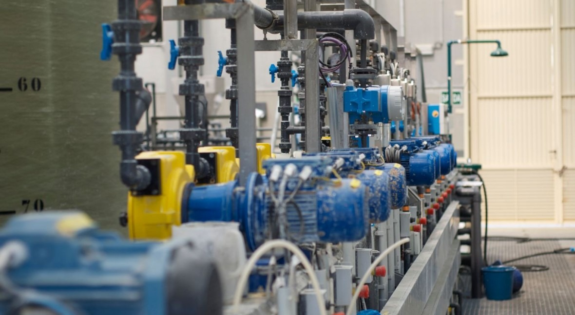 ACCIONA renovará red distribución agua Saint John (Canadá) 140 millones euros