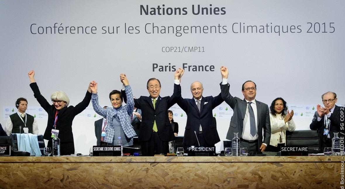 primer acuerdo universal y vinculante cambio climático da esperanza al mundo