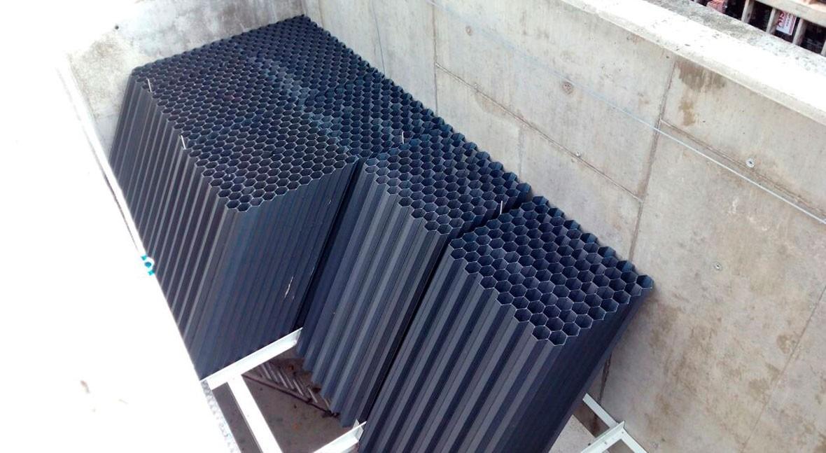 TecnoConverting Engineering suministrará equipos varias depuradoras Madeira