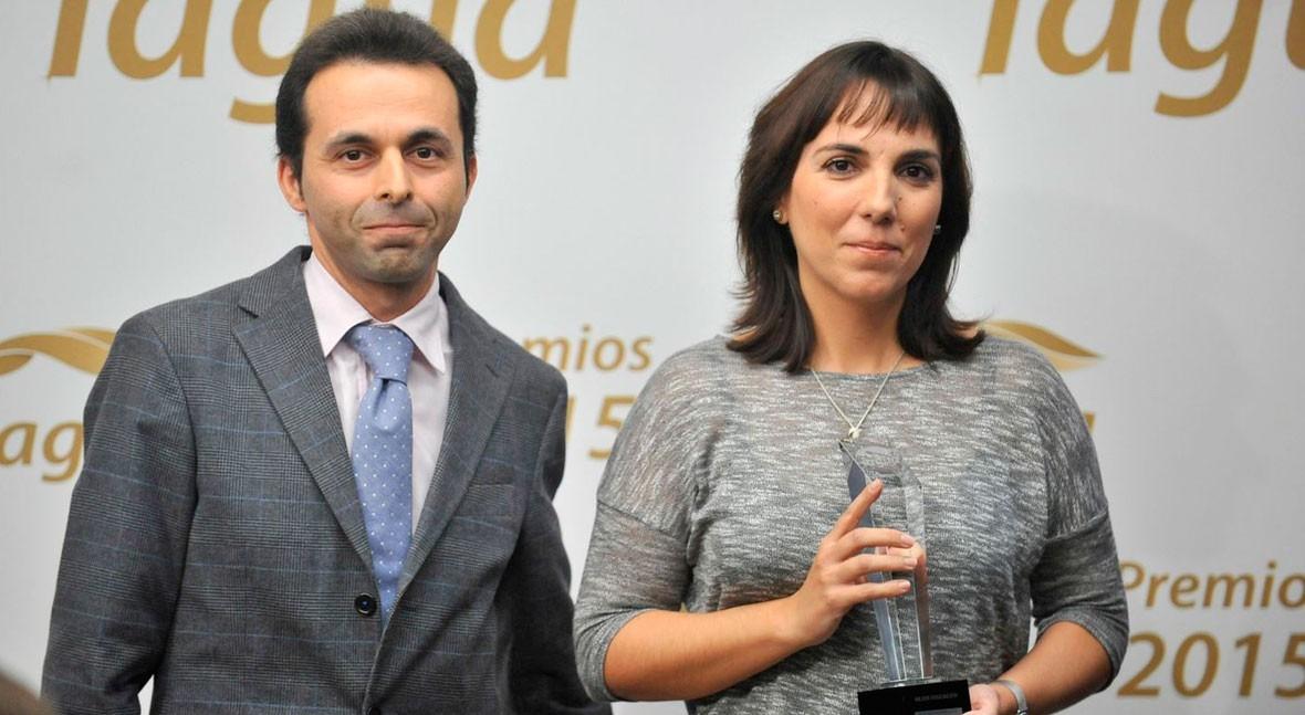 AEAS repite Premio iAgua como Mejor Asociación