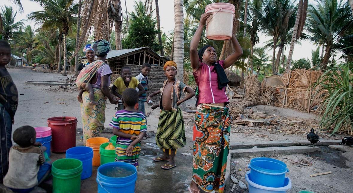 10 años derechos humanos al agua potable y saneamiento