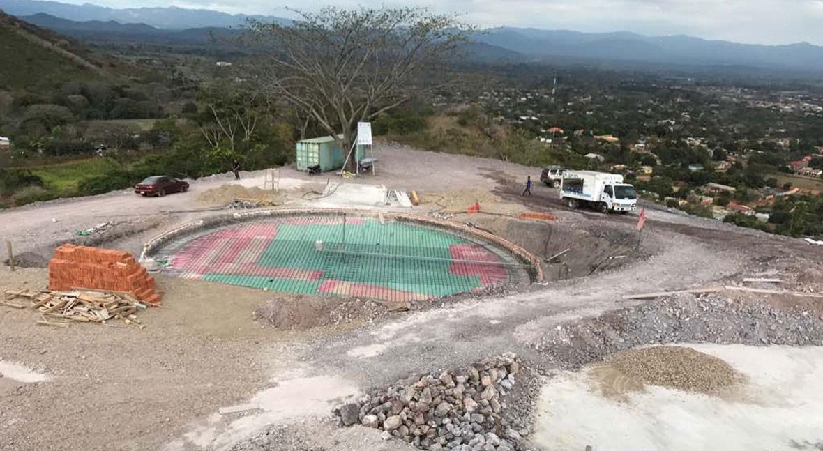 ciudad Catacamas contará depósito agua más grande Honduras