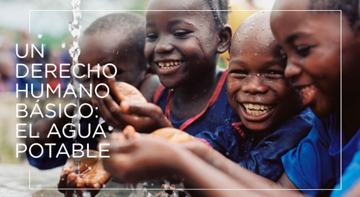 alianza satisfacer derecho humano básico: agua potable