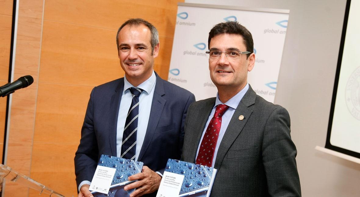 Cátedra Aguas Valencia otorga más conocimiento agua y empleo estable